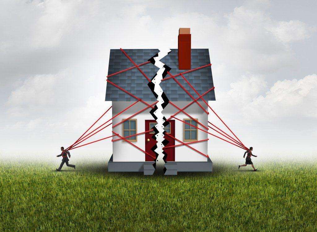 Dividing Property in Divorce